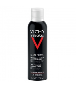 Vichy Homme Shaving Foam 200ml