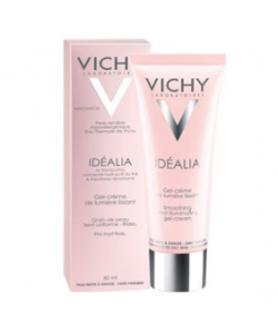 Vichy İdealia Smoothing And Illuminating Gel Cream 50ml