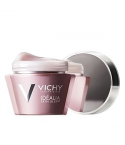 Vichy İdealia Skin Sleep Recovery Night Gel Balm 50ml