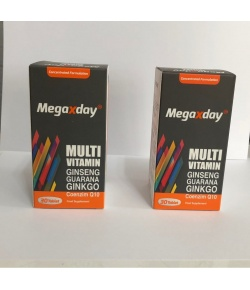 Ametis MegaXday 30 tablet 1+1 set