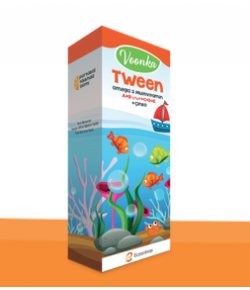 Voonka Tween Omega 3 Multivitamin 150ml