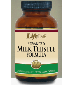 Life Time Q-Advanced Milk Thistle Formula