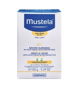 Mustela Gentle Soap With Cold Cream Nutri-Protective 150 gr