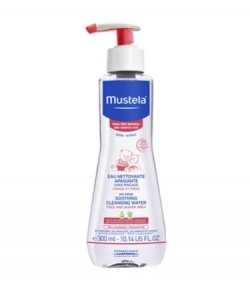 Mustela Soothing Cleansing Water 300ml