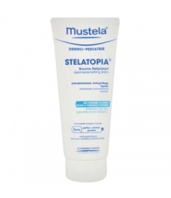 Mustela Stelatopia Baume Relipidant Lipid-replenishing Balm 200ml