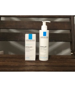 La Roche Posay Effaclar H Cleansing 200mL Effaclar H Cream 40 ML
