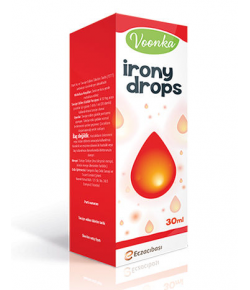 Voonka İrony Drops 30ml