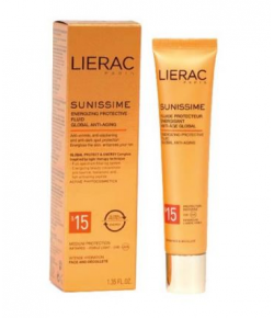 Lierac Sunissime Energizing Protective Fluid Spf15 40ml