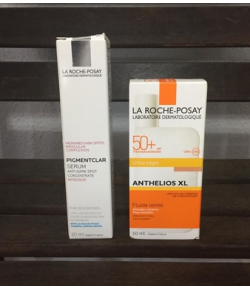 La Roche Posay Pigmentclar Serum 30ml - Ultra Light Tinted 50ml