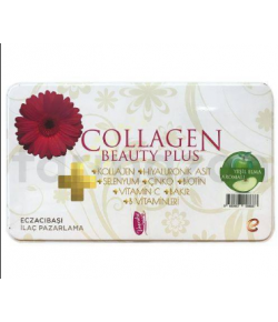 Voonka Collagen Beauty Plus 30 Sase Yesil Elma Aromali