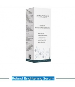 DermaPlus MD Retinol Brightening Serum 29 ML.