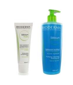 Bioderma Sebium Hydra Cream 40ml | Sebium Yıkama Jel 500 ML