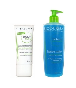 Bioderma Sebium Global 30ml |Sebium Yıkama Jel 500 ML