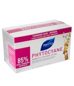 Phyto Phytocyane Densifying Treatment Serum 12x75ml | KAMPANYA