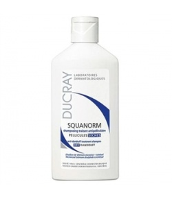 Ducray Squanorm Şampuan DRY Dandruff 200ml.