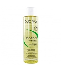Ducray Sensinol Huile Lavante Soothing Cleansing Oil 200ml