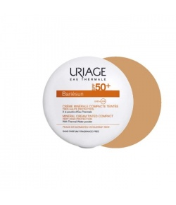 Uriage Bariesun Mineral Cream Golden Tinted Compact Spf50+