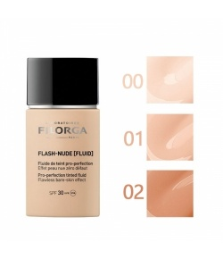 Filorga Flash Nude Fluid SPF30 Pro Perfc Foundation 30ml -Renk:02