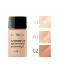Filorga Flash Nude Fluid SPF30 Pro Perfc Foundation 30ml -Renk:01