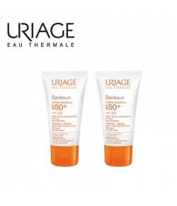 Uriage Bariesun Spf50+ Cream Minerale 50 ml | 2 Adet