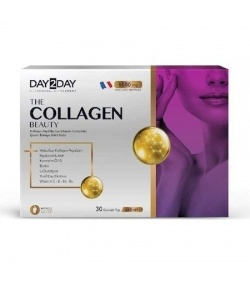 Day 2 Day The Collagen Beauty 30 Tüp x 40 ml - Mango Aromalı