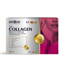 Day 2 Day The Collagen Beauty Intense Saşe 30 luk - Çilekli