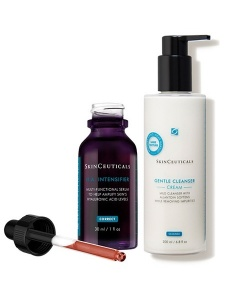Skinceuticals HA Intensifier 30 ml | Gentle Cleanser 200 ml