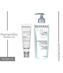 Bioderma Pigmentbio Daily Care spf 50+ 40ml |  W.O Foaming Cleans