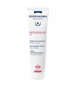 Isis Pharma Metroruboril A.Z Anti Redness Cream 30ml