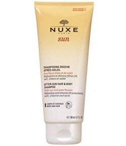 Nuxe Sun After Sun Hair Body Shampoo 50ml