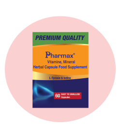 Pharmax Vitamin Mineral Thyroid 60 Kapsül