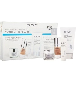 DDF Youthful Restoration Anti-Aging SkinCare Kit