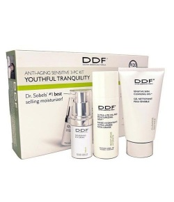 DDF Youthful Tranquility Anti-Aging Sensitive SkinCare Kit