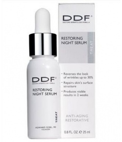 Ddf Restoring Night Serum 25m