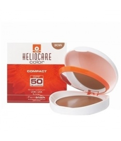 Heliocare Compact SPF 50 10 gr Brown ( Kahverengi Esmer Ten )