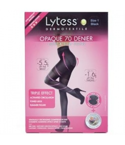 Lytess T-1 Slimming&Tonic 70D Tights - Çorap