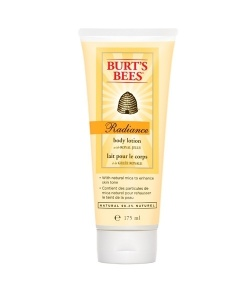 Burt''''s Bees Radiance Body Lotion 175 ml