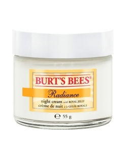 Burt''''s Bees Radiance Night Cream With Royal Jelly 55g