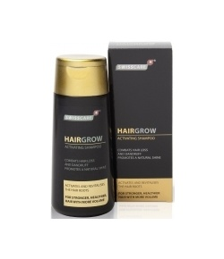 SwissCare HairGrow Activating Shampoo - 200 Ml
