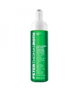 Peter Thomas Roth Cucumber Detox Foaming Cleanser 200ml